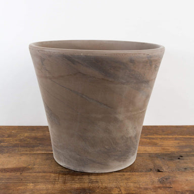 "Tapered Clay Planter 12"" - Urban Sprouts"