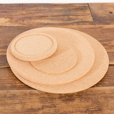 Cork Trivet with Lip - Urban Sprouts