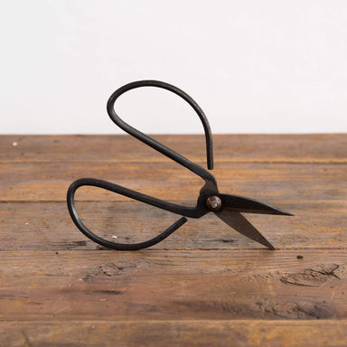 Wrought Iron Shears - Urban Sprouts