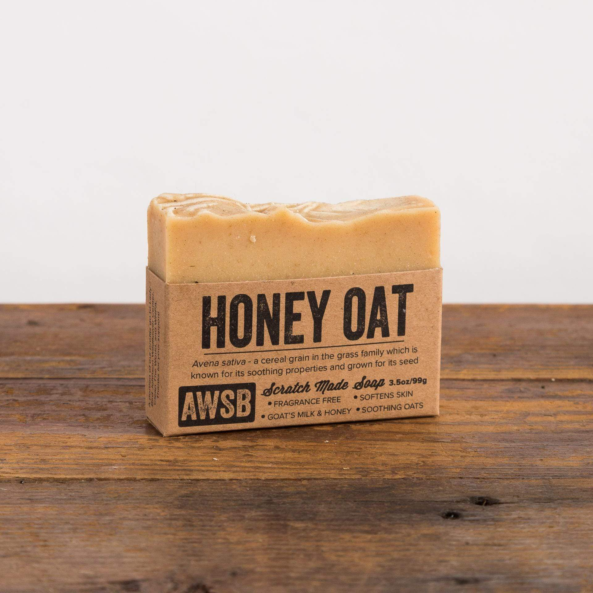Honey Oat Bar Soap - Urban Sprouts