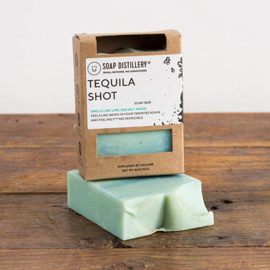 Tequila Shot Soap Bar - Urban Sprouts