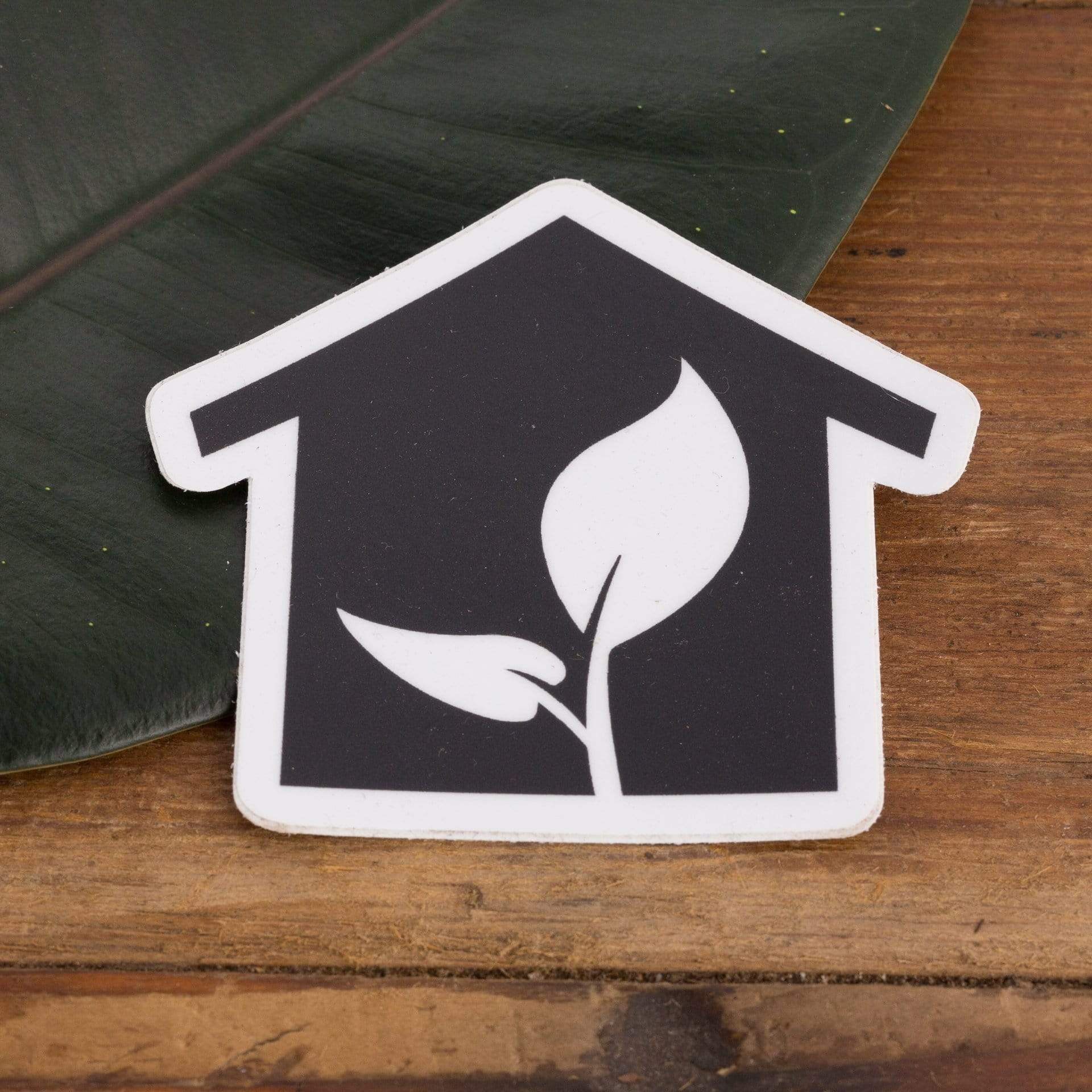 Urban Sprouts Logo Vinyl Sticker - Urban Sprouts