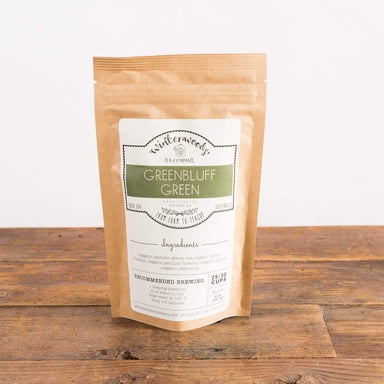 Tea - Green bluff Caffeinated  Blend - Urban Sprouts