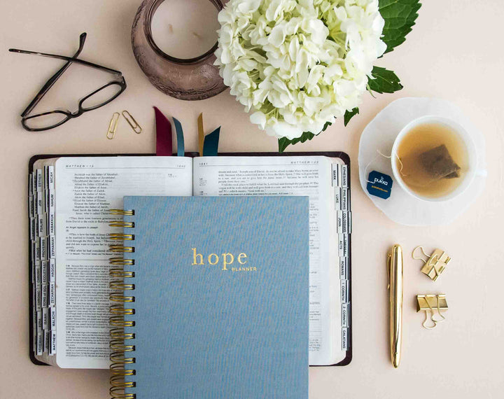 Why Do I Need a Christian Daily Planner?