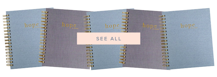 hope planner is a christian planner
