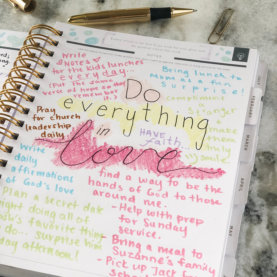 Hope Planner – Daily