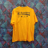 "2014 NBA Playoffs Pacers ""Indiana's Team"" Eastern Conference Finals Shirt Size XL"