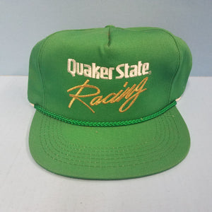 Green Quaker State Racing Snapback Trucker Hat
