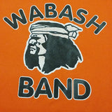 "Vintage 90s Wabash High School Band ""Top Ten Reasons why we are in Band"" Shirt Size XL WHS"