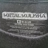Metal Mulisha Helmet Shirt Size M