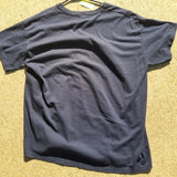 Single Stitch Claudia Black Shirt Size Mens XL