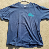 Single Stitch Maui Downhill Bicycle Safaris Shirt Size Mens XL