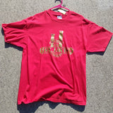 Single Stitch Cruisin' St. Louis Shirt Size Mens XL Gold Print