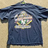 Vintage 1998 New York Yankees World Series Champions Shirt Size XL