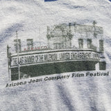 Vintage 1999 Arizona Jeans Film Festival Shirt Size XL