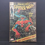 Spider Man Comic Cover Art