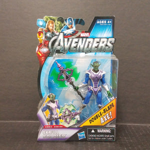 The Avengers Comic Series Skrull Soldier
