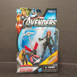 The Avengers Movie Series Grapple Blast Black Widow