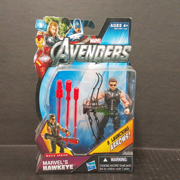 The Avengers Movie Series Hawkeye