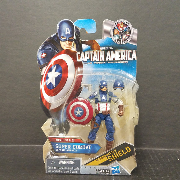 Captain America Super Combat Cap