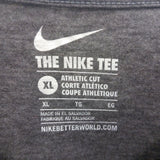 Grey Nike Just Do It Shirt SIZE XL