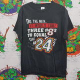 "Jeff Gordon ""Do the Math"" Shirt SIZE L"