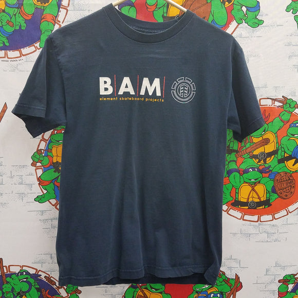 Bam Margera Element Shirt SIZE S