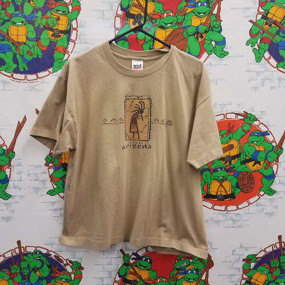 Vintage Single Stitch Arizona Shirt SIZE XL