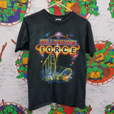 Millennium Force Shirt SIZE M? NO TAG [BLACK]