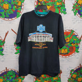 Vintage Single Stitch Grand Palace Shirt SIZE XL