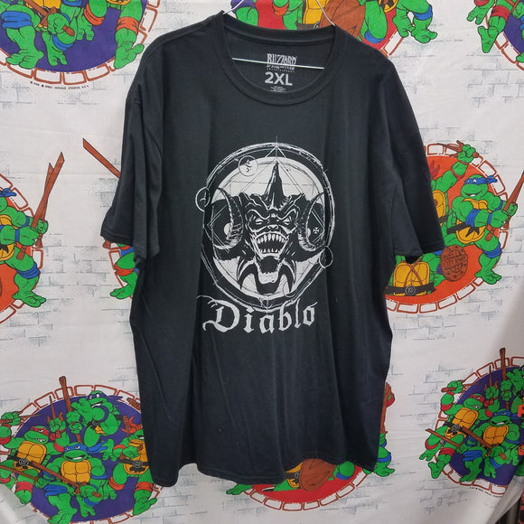 NEW Diablo Shirt SIZE 2XL