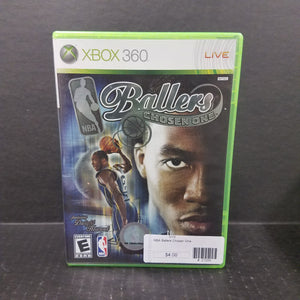 NBA Ballers Chosen One Xbox 360 Game