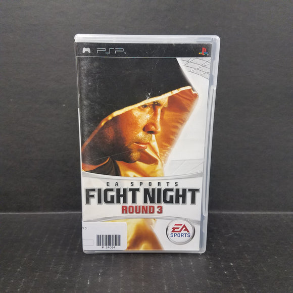 Fight Night Round 3 PSP Game
