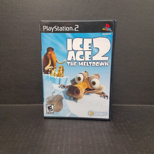 Ice Age 2 The Meltdown PS2 PlayStation 2