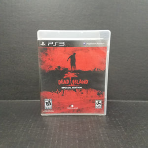 Dead Island PS3 PlayStation 3
