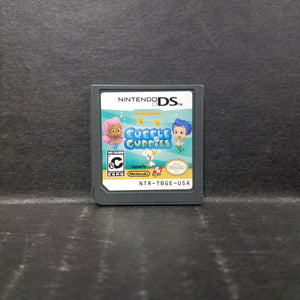 Bubble Guppies Nintendo DS