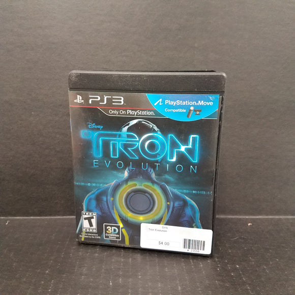 Tron Evolution PS3 PlayStation 3