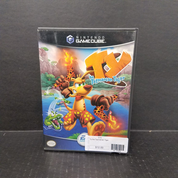 Ty the Tasmanian Tiger Nintendo GameCube