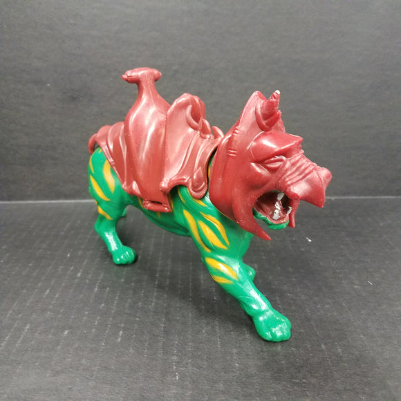 Vintage MOTU Battle Cat w/ Armor