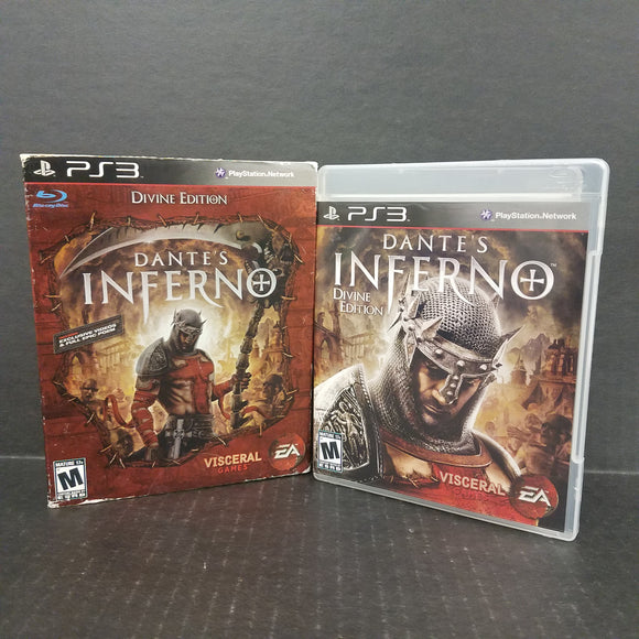 Dante's Inferno PS3 PlayStation 3