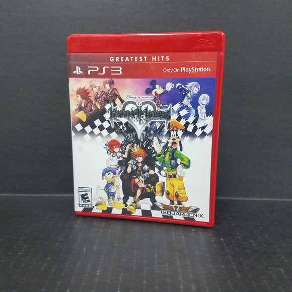 Kingdom Hearts HD 1.5 Remix PS3 PlayStation 3