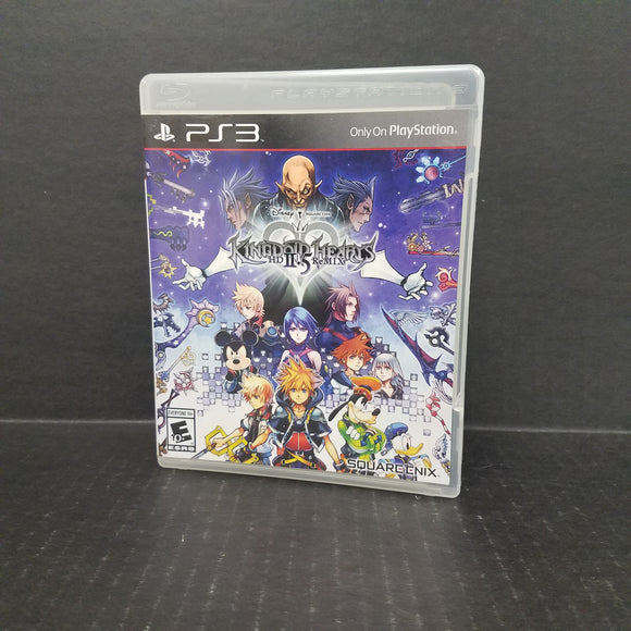 Kingdom Hearts HD 2.5 Remix PS3 PlayStation 3