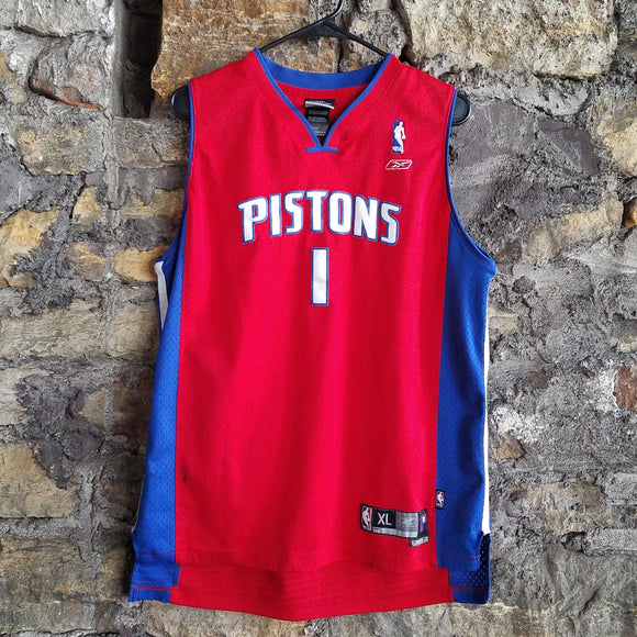 Detroit Pistons Billups Jersey SIZE YOUTH XL