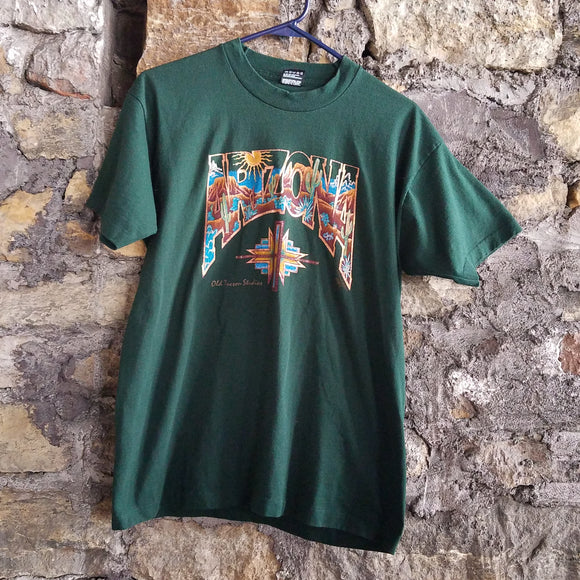 Vintage Single Stitch Arizona Shirt SIZE L
