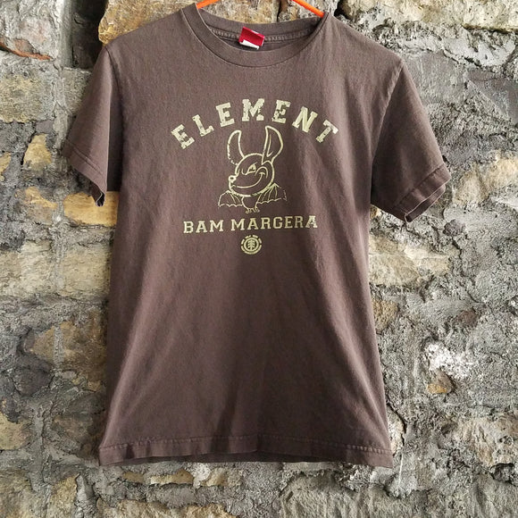 Element Bam Margera Shirt SIZE S