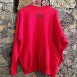 Clark's Outpost BBQ Sweat Shirt SIZE XL Tioga Texas