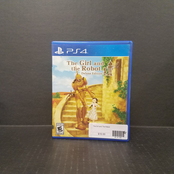 The Girl and The Robot PS4 PlayStation 4