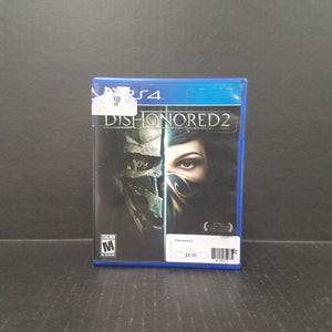 Dishonored 2 PS4 PlayStation 4