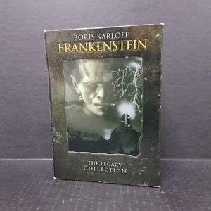 Frankenstein The Legacy Collection DVD