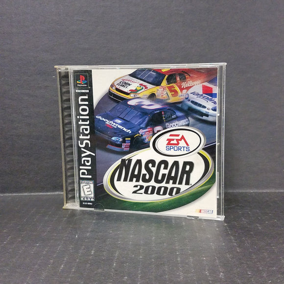 NASCAR 2000 PS1 PlayStation